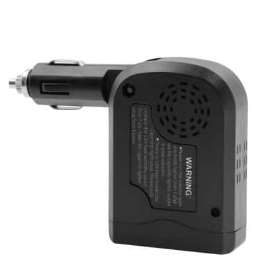 100-Watt Portable Battery Powered Inverter