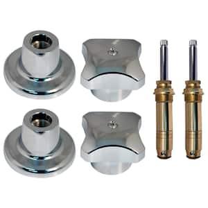 Tub and Shower Rebuild Kit for Kohler 2-Handle Faucets