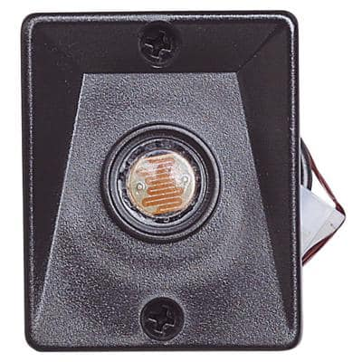 Black Replacement Photo Eye for Lamp Posts