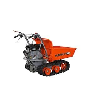 YD8103 Track Barrow, 660lb. Capacity, Briggs CR950, 6.5 hp, 208cc