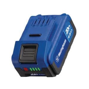 20-Volt Lithium-Ion Compact Battery Pack 4.0 Ah
