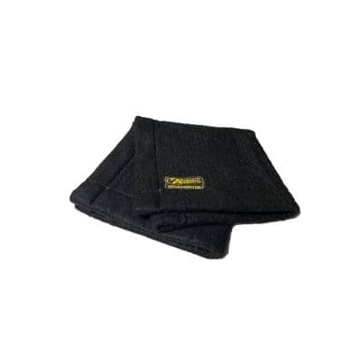 18 in. x 18 in. Withstands 1800°F Continuous No Grommets or Magnets HD Torch Shield Welding and Torch Blanket