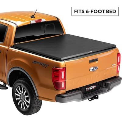 TruXport Tonneau Cover - 82-11 Ford Ranger 6 ft. Bed