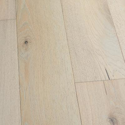 French Oak Point Loma 3/8 in. T x 6-1/2 in. W x Varying L Engineered Click Hardwood Flooring (23.64 sq. ft./ case)