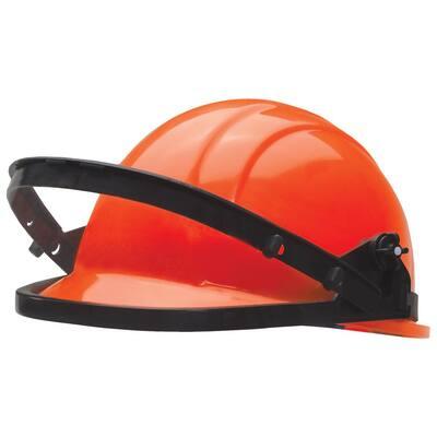E13 Black Face Shield Carrier