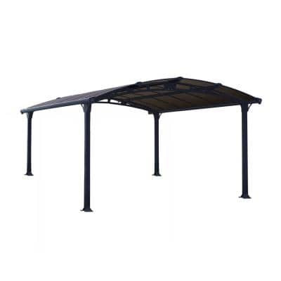 Arcadia 4300 12 ft. x 14 ft. Car Canopy and shelter Carport