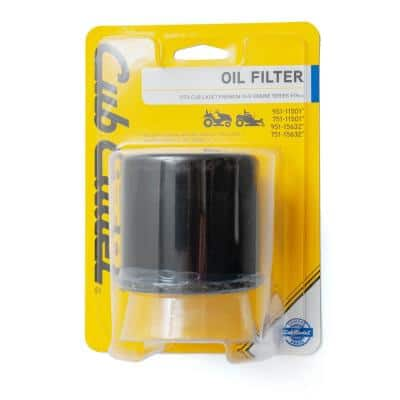 Replacement Engine Oil Filter for Premium Cub Cadet 679 cc V-Twin Engine