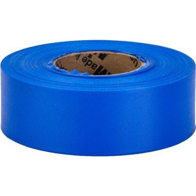 1-3/16 in. x 300 ft. Blue Surveyor Grade ULTRA Flagging Tape (Pack of 24)