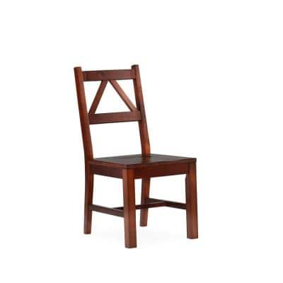 Titian Antique Tobacco Side Chair