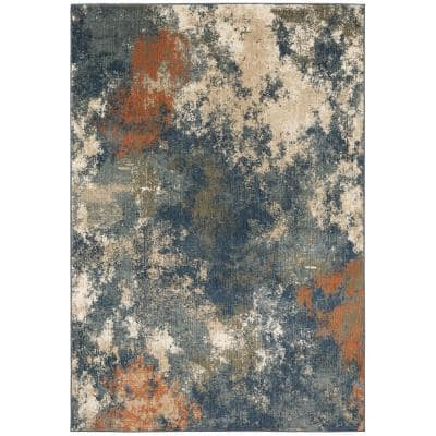 Maddox Multi 9 ft. 6 in. x 12 ft. 2 in. Area Rug