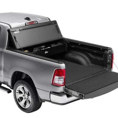 """Box 2 Tonneau Cover Tool Box - 94-18 (19 Classic) Ram 6'4"""" Bed & 8' Bed w/out RamBox"""