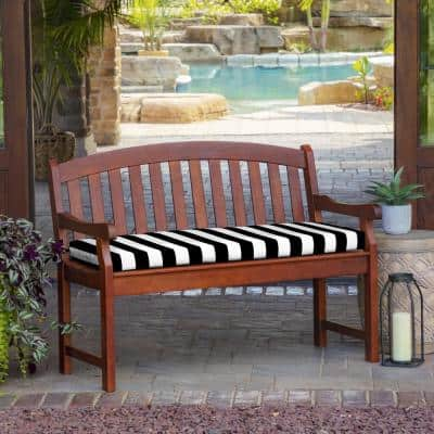 Outdoor Bench Cushions Outdoor Cushions The Home Depot