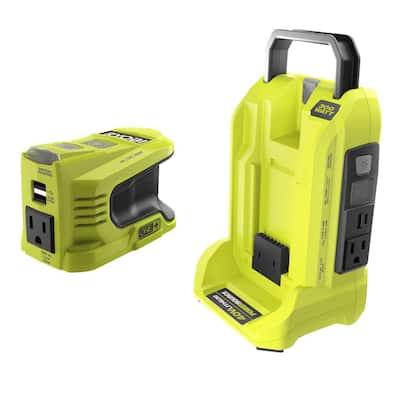 300-Watt and 150-Watt Power Inverter