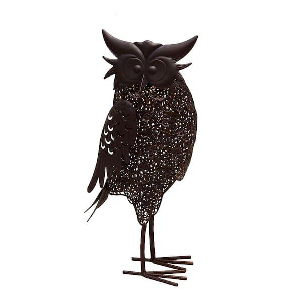 16 7 In Steel Indoor Outdoor Animal, Outdoor Bird Statues