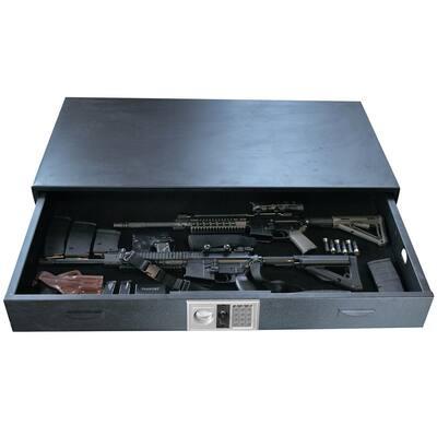 3 cu. ft. 14-Gauge Steel Under Bed Gun Safe with Digital Keypad