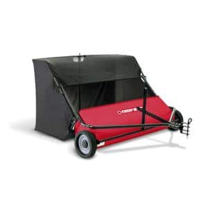 42 in. 22 cu. ft. Lawn Sweeper