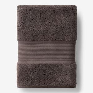 Legends Regal Bark Solid Egyptian Cotton Bath Sheet