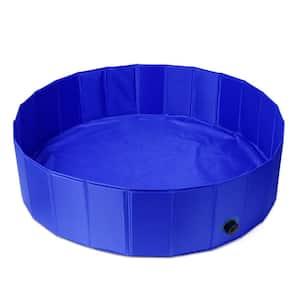 Large PVC Portable Outdoor Pet Bath Swimming Pool