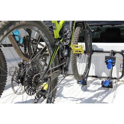 120 lbs. Capacity Bed Rack Elite 4-Bike Truck Bed Bike Rack