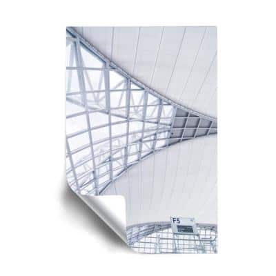 """""""Airport"""" Architecture Removable Wall Mural"""