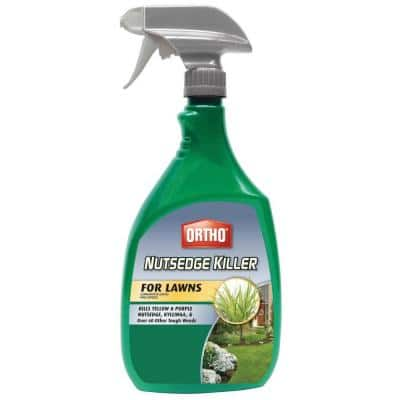 24 oz. Ready-to-Use Nutsedge Killer for Lawns