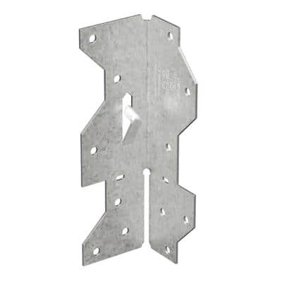 1-7/16 in. x 4-1/2 in. ZMAX Galvanized Framing Angle