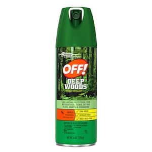 Deep Woods 6 oz. Insect Repellent Aerosol Spray