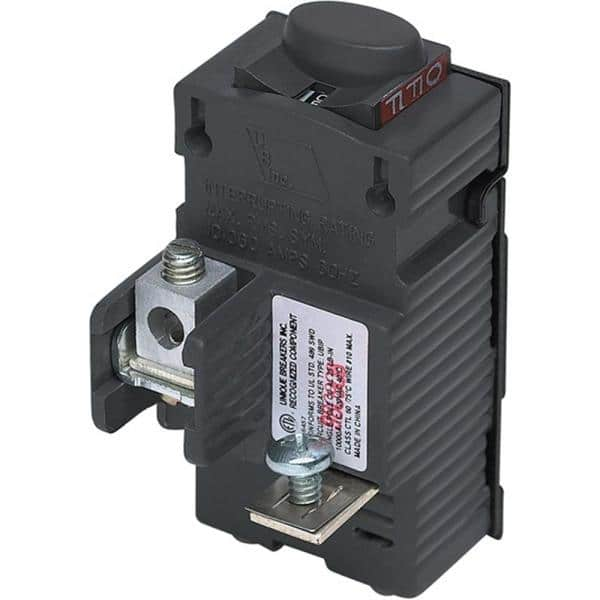 NEW ITE PUSHMATIC 20 AMP CIRCUIT BREAKER 120 VAC 1 POLE UBIP-120