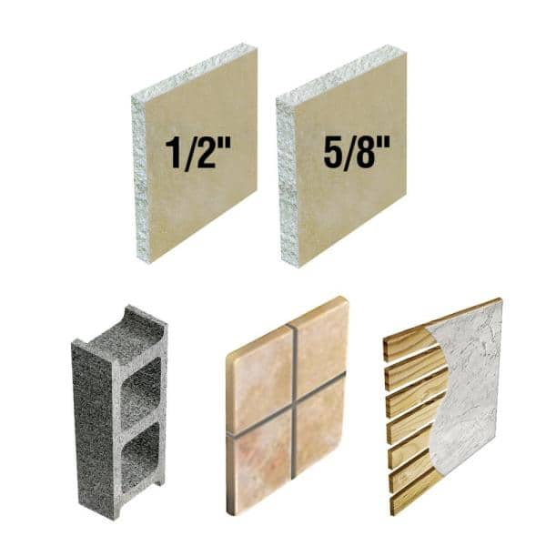 FLIPTOGGLE - 3/16 in. x 2-1/2 in. Toggle Bolt (10-Pack)