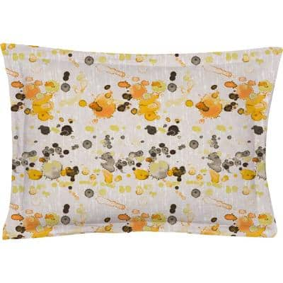 Citronelle Multicolored Queen Pillow Cover (Set of 2)