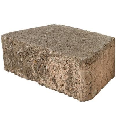 RockWall Small 4 in. H x 11.63 in. W x 6.75 in. D Marine Concrete Retaining Wall Block