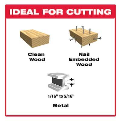 20-Piece Bi-Metal Reciprocating Saw Blade Set