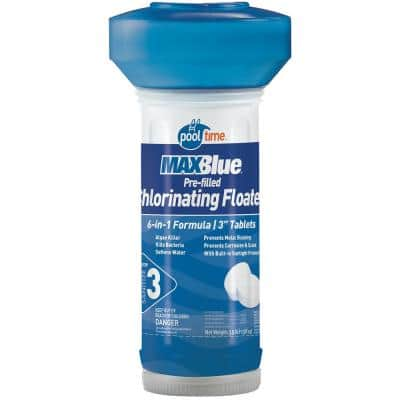 Pool Chlorine Pool Chemicals The Home Depot