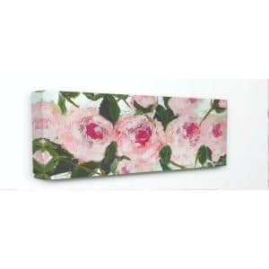 Stupell Industries 16 In X 20 In Abstract Rose Flower Bush Yellow Painting By Melissa Lyons Framed Wall Art Fap 140 Gff 16x20 The Home Depot