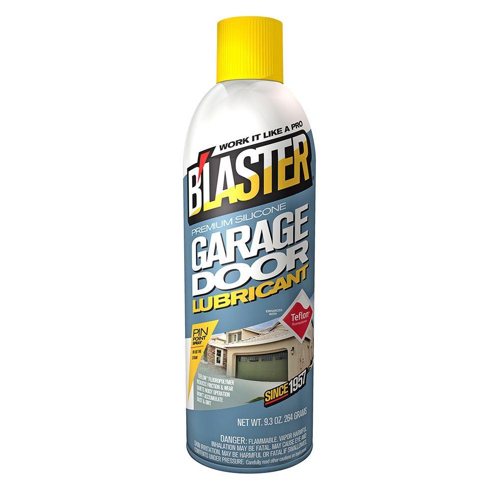 9.3 oz. B'laster Garage Door Lubricant