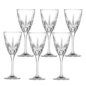 Chic White Wine Goblets By (Set of 6 )