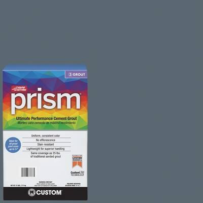Prism #645 Steel Blue 17 lb. Grout