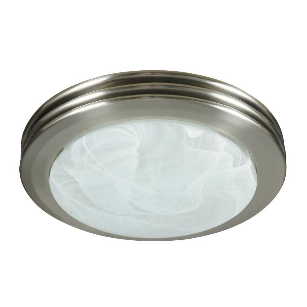 Reviews For Hunter Saturn 80 Cfm, Decorative Bathroom Exhaust Fans With Light