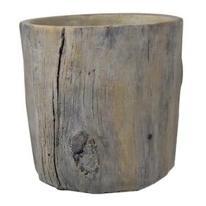 Fillmore 6.5 in. Natural Concrete Planter