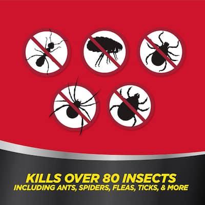 2 lbs. Quick Kill Home Perimeter Insect Killer Granules