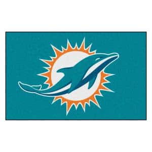 NFL - Miami Dolphins Rug - 5ft. x 8ft.