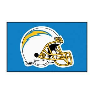NFL - Los Angeles Chargers Rug - 5ft. x 8ft.