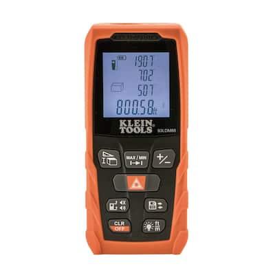98 ft. Laser Distance Measure
