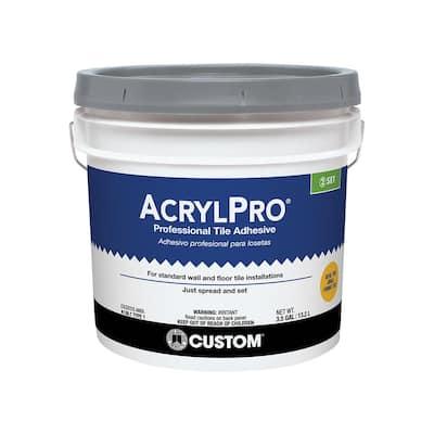 AcrylPro 3.5 Gal. Ceramic Tile Adhesive