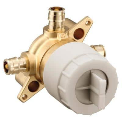 M-CORE 3-Series 1/2 in. 3 Port Shower Mixing Valve with Cold Expansion PEX Connections