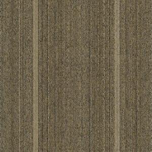 Millstream Eye Opener Loop 24 in. x 24 in. Carpet Tile (18 Tiles/Case)