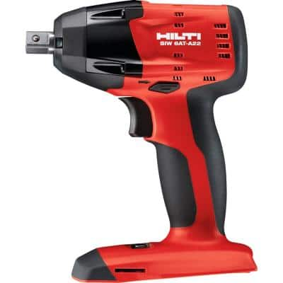 SIW 6AT 22-Volt Lithium-Ion Brushless Cordless 1/2 in. Impact Wrench (Tool-Only)