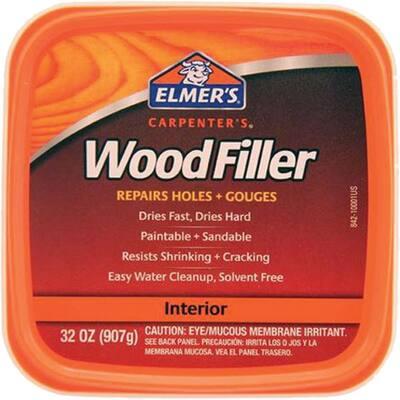 Carpenter's 1 qt. Wood Filler
