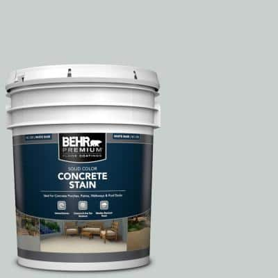5 gal. #PFC-61 Foggy Morn Solid Color Flat Interior/Exterior Concrete Stain