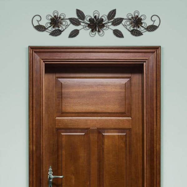 Stratton Home Decor Enchanting Over The Door Wall S07703 Depot